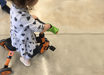 Handlebar Grip For Child With No Hand 44x320